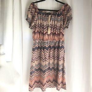 Just Love 1x Tassel Swimwear Cover Up Boho Dress